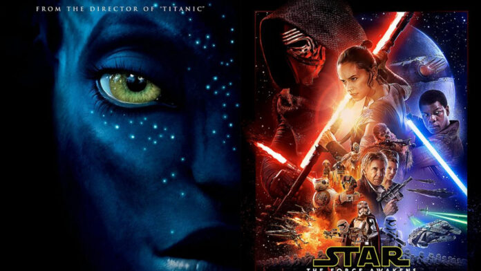 Best 25 highest grossing movies in the world