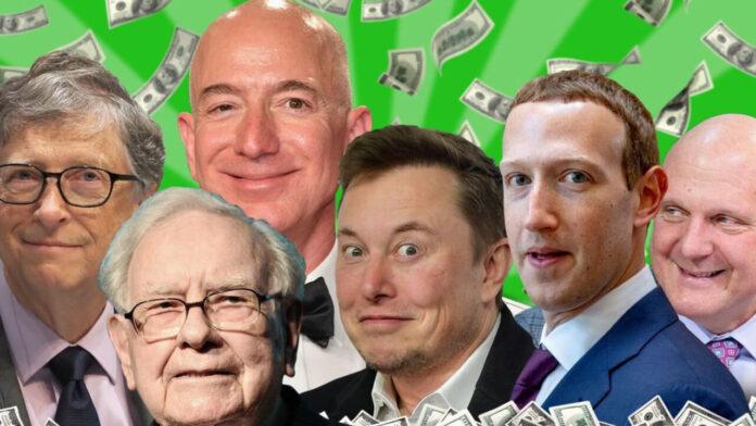 The Richest 25 Person Around the World